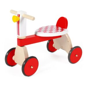 Formule 1 Vierwieler Scratch Speelgoed scra-6181406