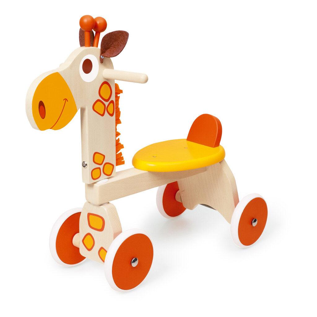 Scratch Loopfiets Giraffe 2 Scratch Speelgoed scra 6181402