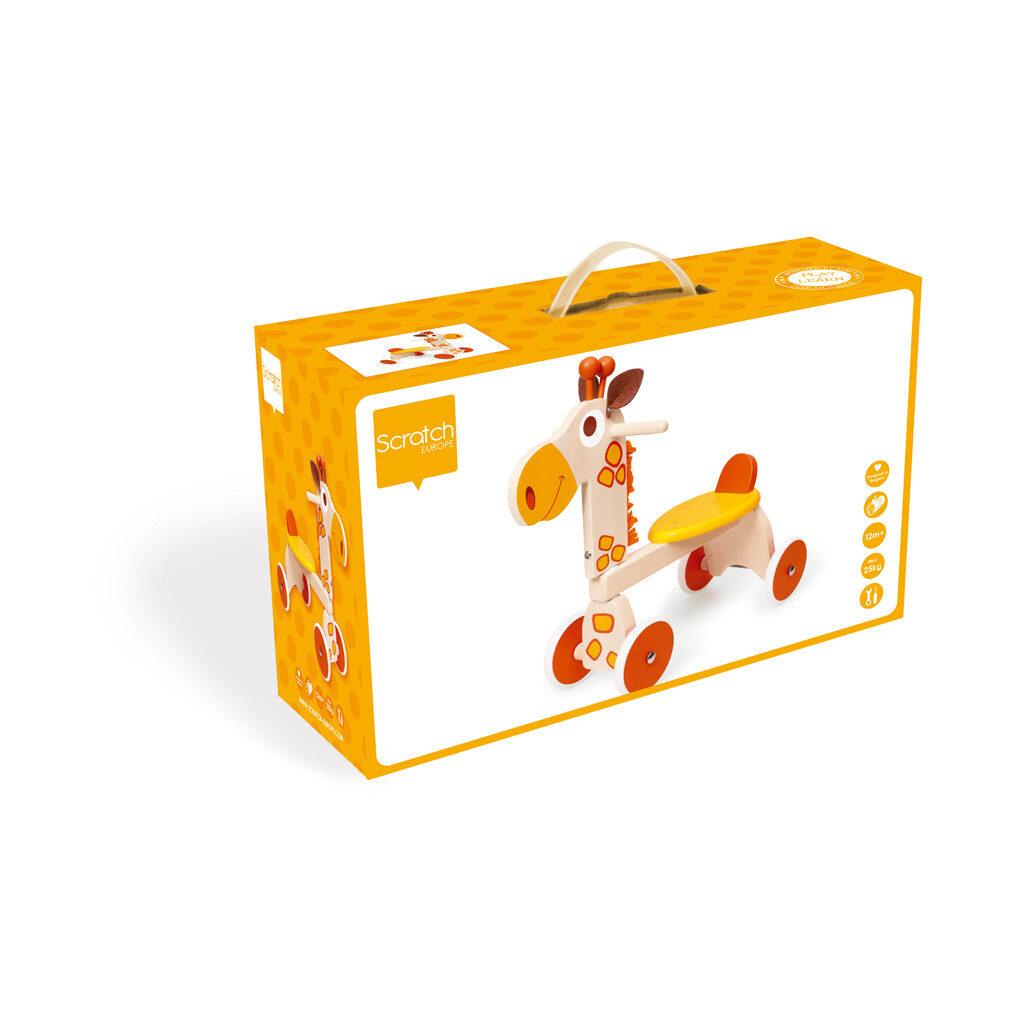 Scratch Loopfiets Giraffe Doos Verpakking scra-6181402