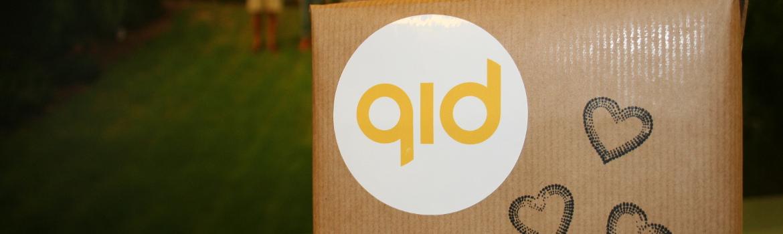 inpakservice cadeau qiddie