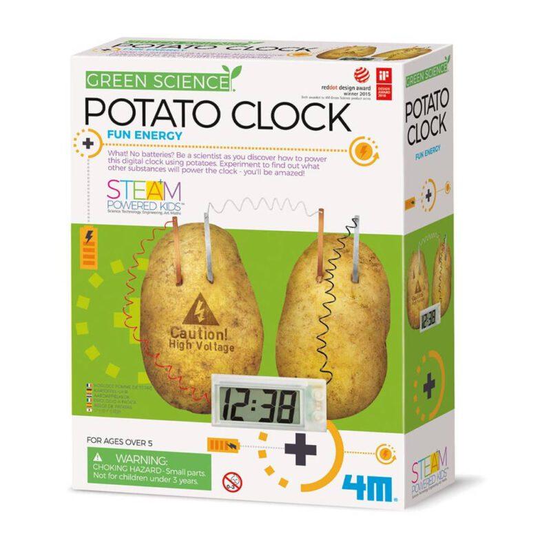 Energie Opwekken Aardappel 4M 4M Speelgoed Ontdekken Wetenschap QIDDIE.com 4msp-5603275 1024x1024