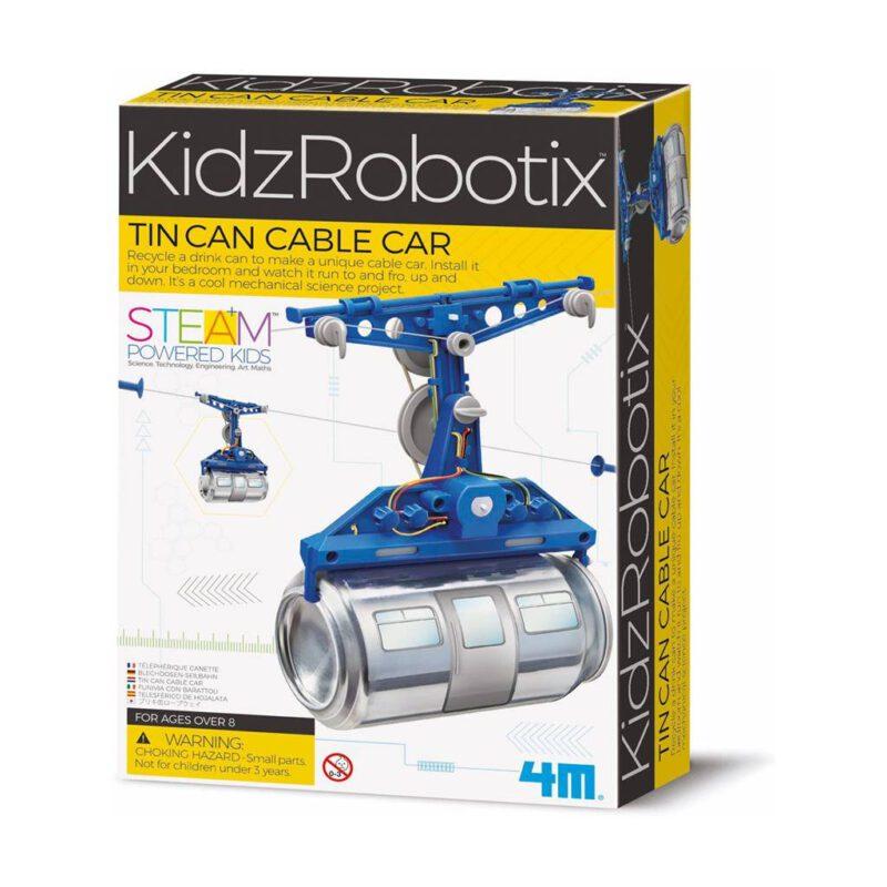 Kabelbaan Speelgoed Blik 4M 4M Speelgoed Ontdekken Wetenschap QIDDIE.com 4msp-5603358 1024x1024