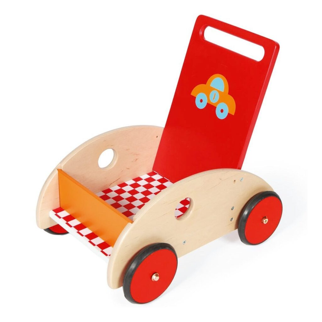 Scratch Loopwagen F1 Scratch Speelgoed scra-6181413