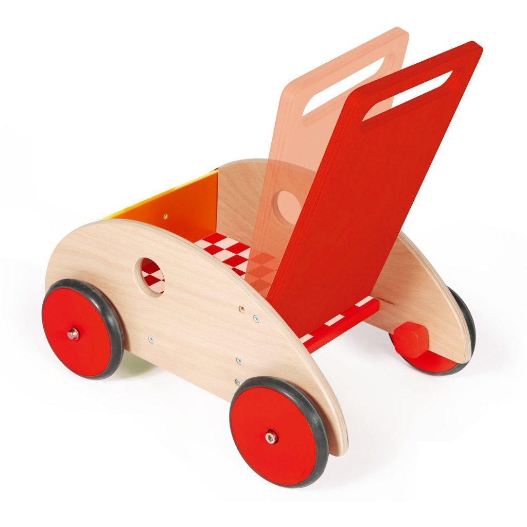 Scratch Loopwagen F1 Verstelbaar Scratch Speelgoed scra-6181413