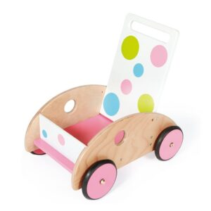 Scratch loopwagen Stip Scratch Speelgoed scra-6181415