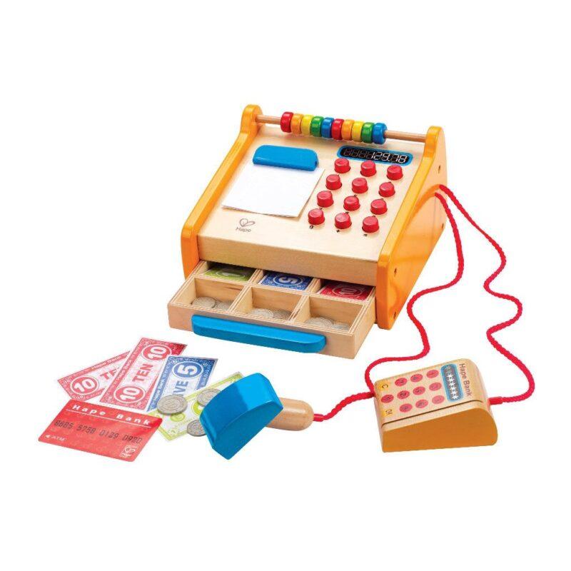 speelgoed-kassa-hape-toys-e3121-checkout-register