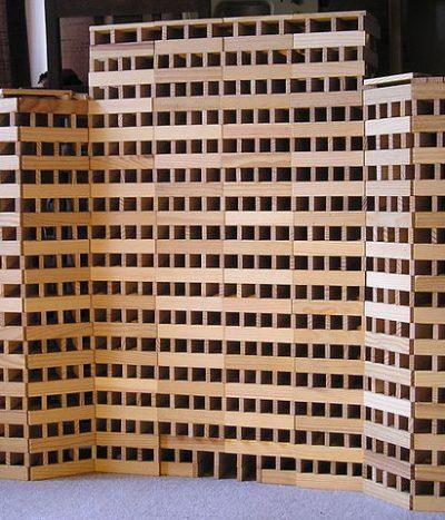 Kapla gebouw