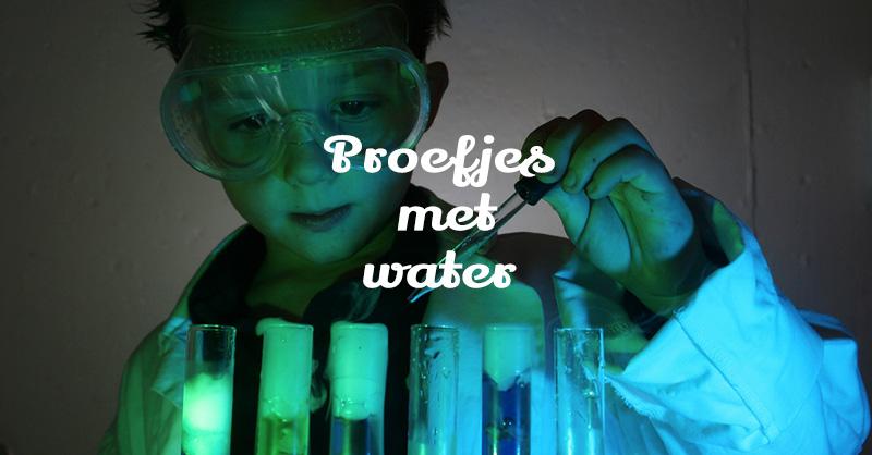 qiddie-proefjes-met-water
