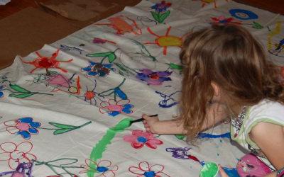 tipi-tent-maken-doek-versieren