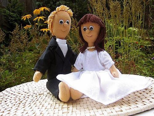 knutselen winter het huwelijk