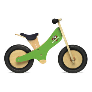 Kinderfeets Krijt Groen Loopfiets 2 Wielen Verstelbaar Degelijk kind-kf5.32