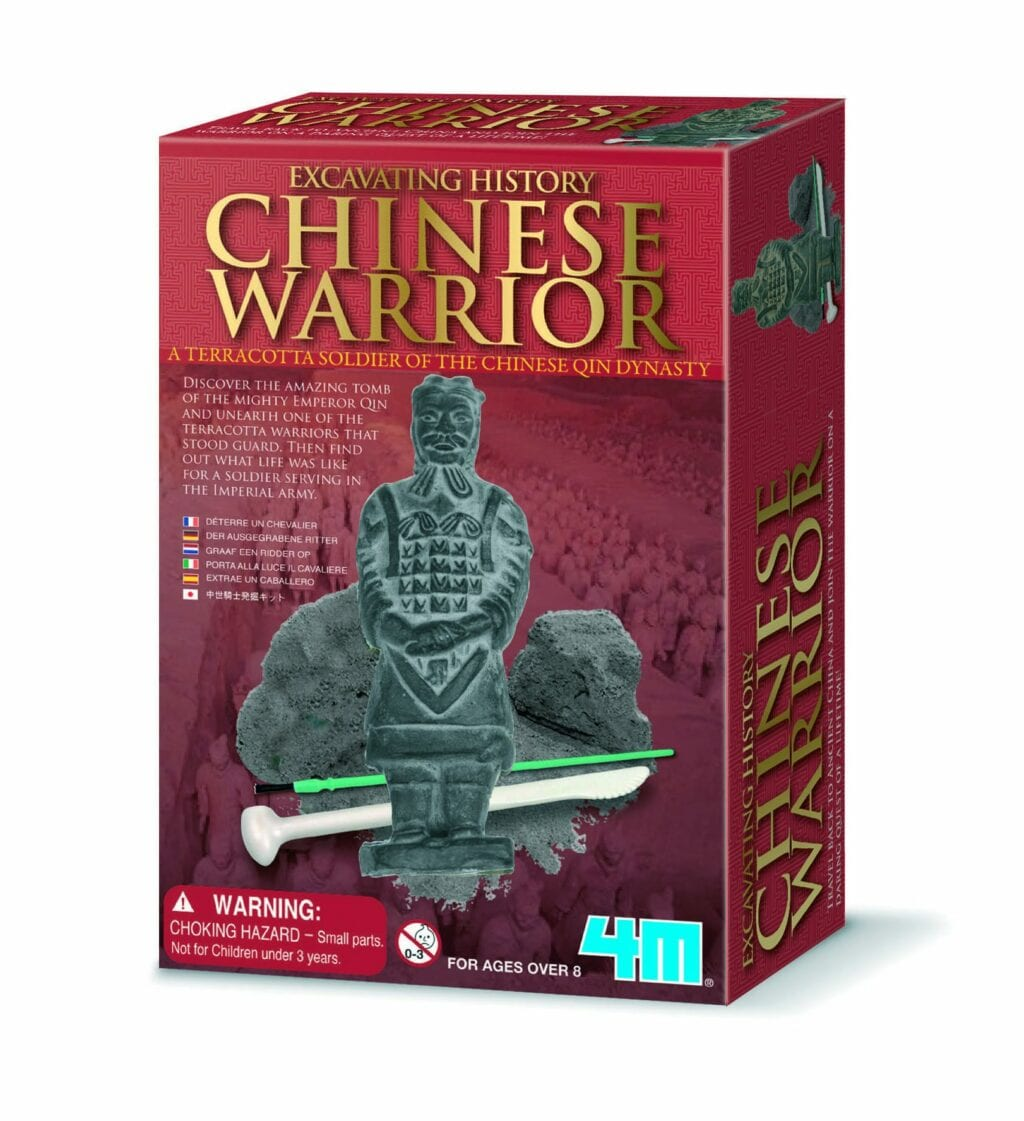 Chinese Strijders Opgraven 4M 4msp-5606003-chinese