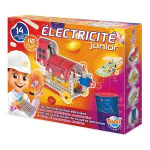 Knutseldoos Elektriciteit Leerling Junior 8 Jaar 8 Modellen Batterij Buki Buki-507059Eu