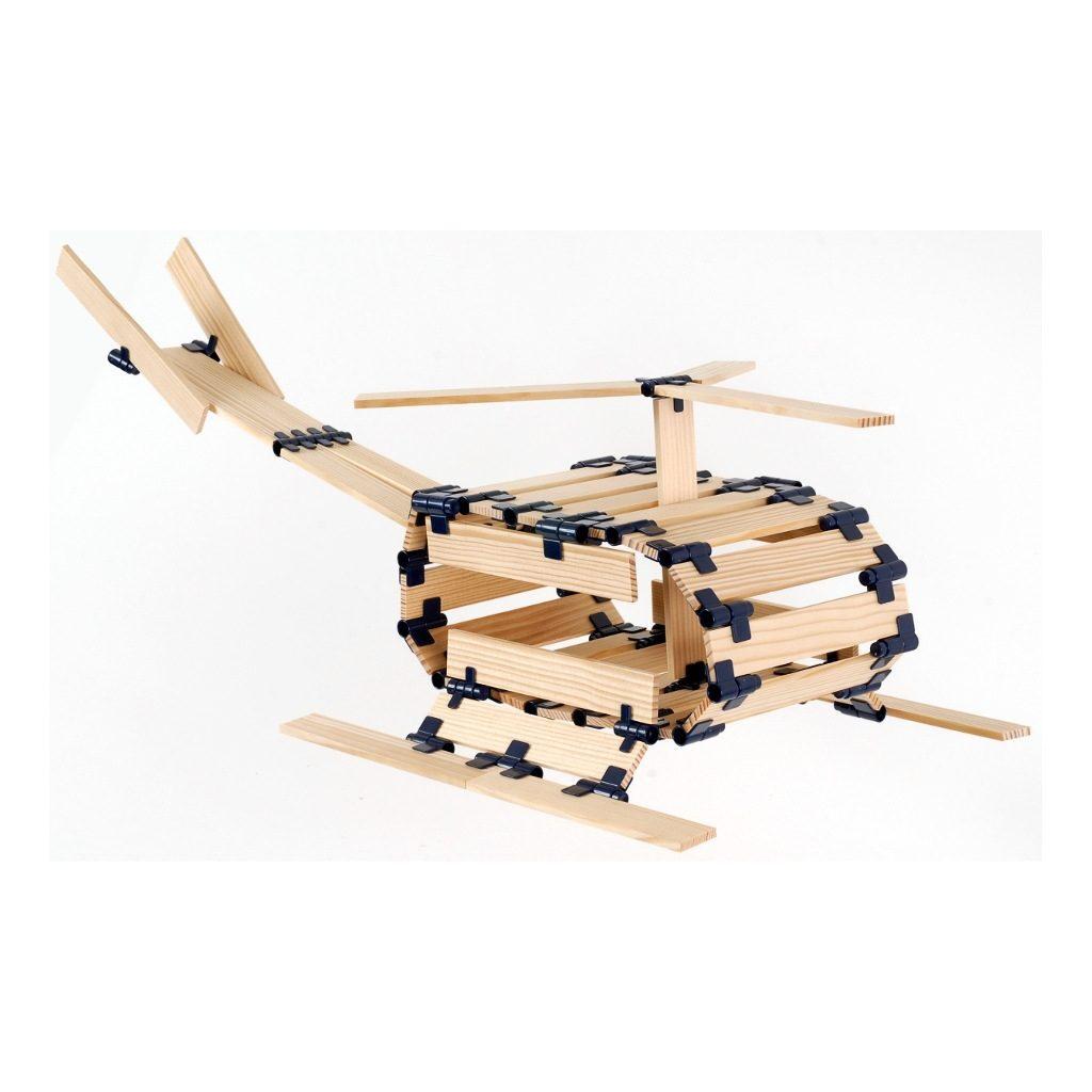 Tomtect 1000 Voorbeeld Helikopter Tomt-9000520