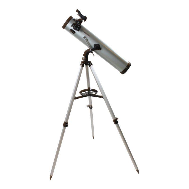 Byomic Junior Spiegeltelescoop 76700 Byomic Compleet Met Lenzen Statief Byom 260206