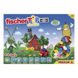 Fischer Tip Farm Box Xl Playmais Knutselpakket Play Mais Fisc-533878