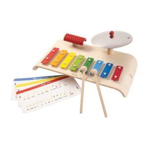 Muziektafeltje Plan Toys Plan Toys Plan-4006422