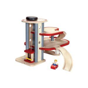 Plan Toys Garage 6611 Plan Toys Plan-4006611