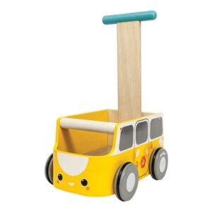 Plan Toys Van Walker Geel Plan Toys Plan-4005184