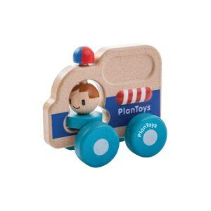 Politie Autootje Plan Toys Plan Toys Plan-4005686