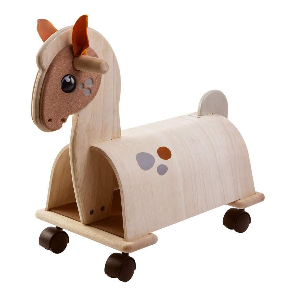 Pony Loopwagen Plan Toys Plan-4003473