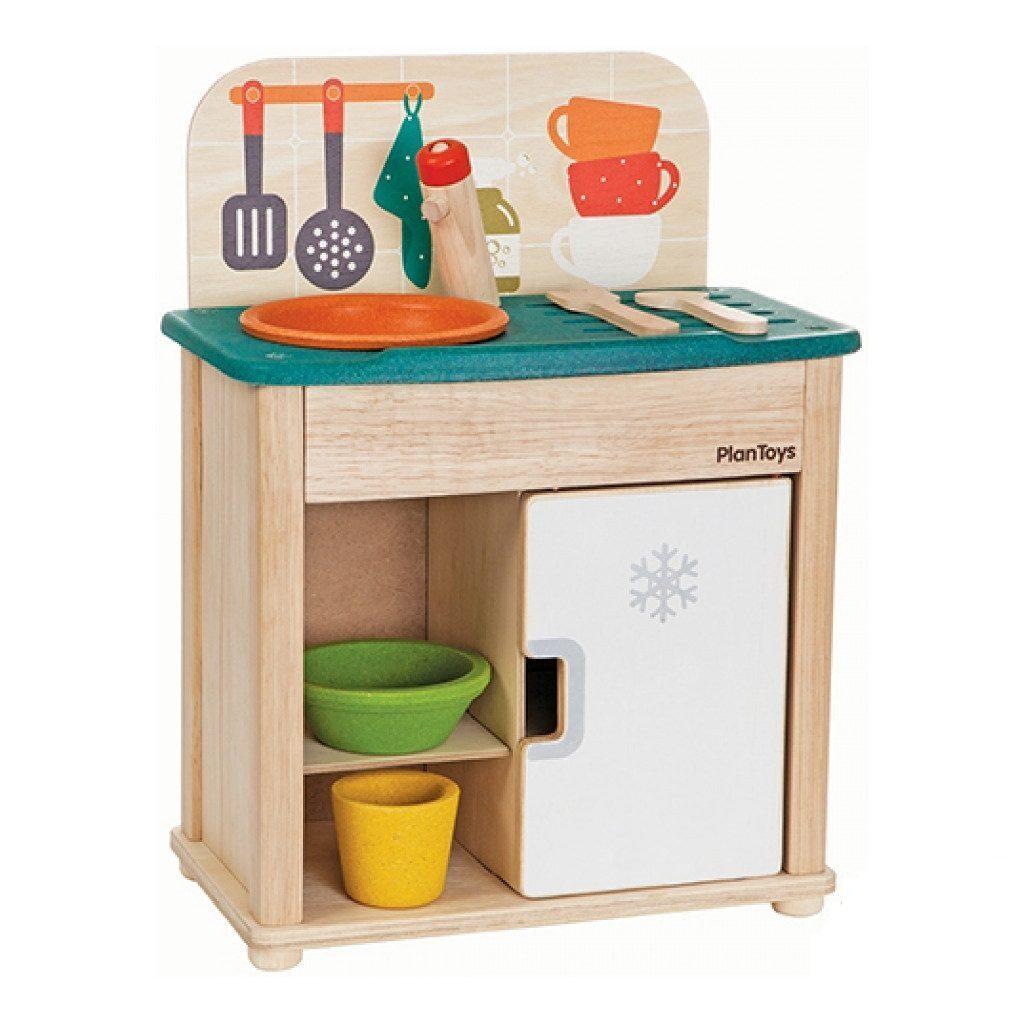 Wasbak Koelkast Plan Toys Plan Toys Plan-4003606