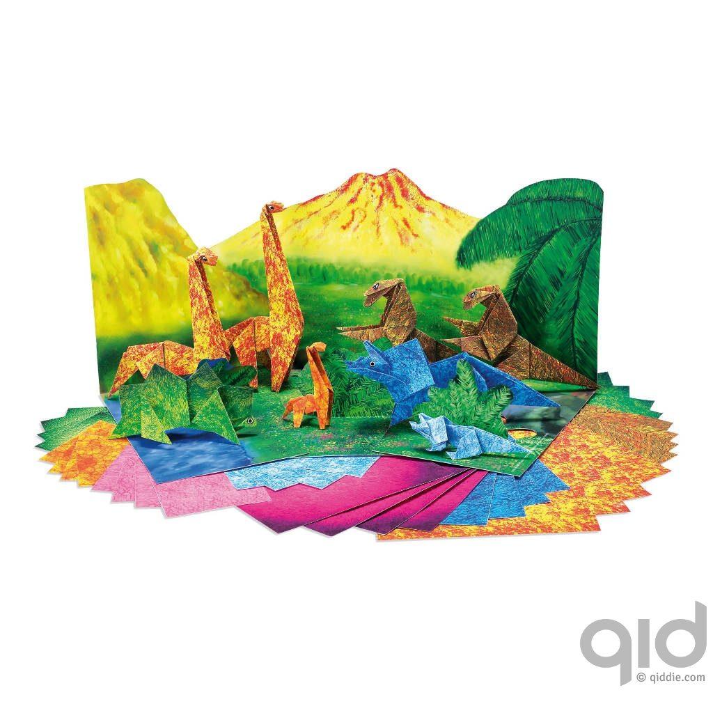 Dino Origami