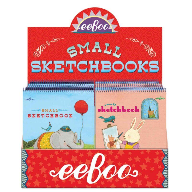 Eeboo Craft Klein Schetsblok