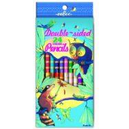 Eeboo Double Sided Pencils Uil Wasbeer