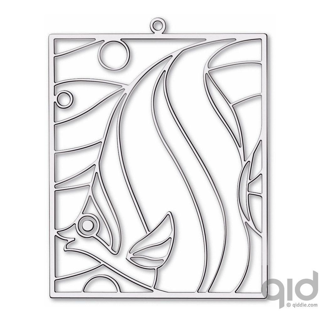 Glas-In-Lood Verven Vlinder Vis Dolfijn Regenwoud