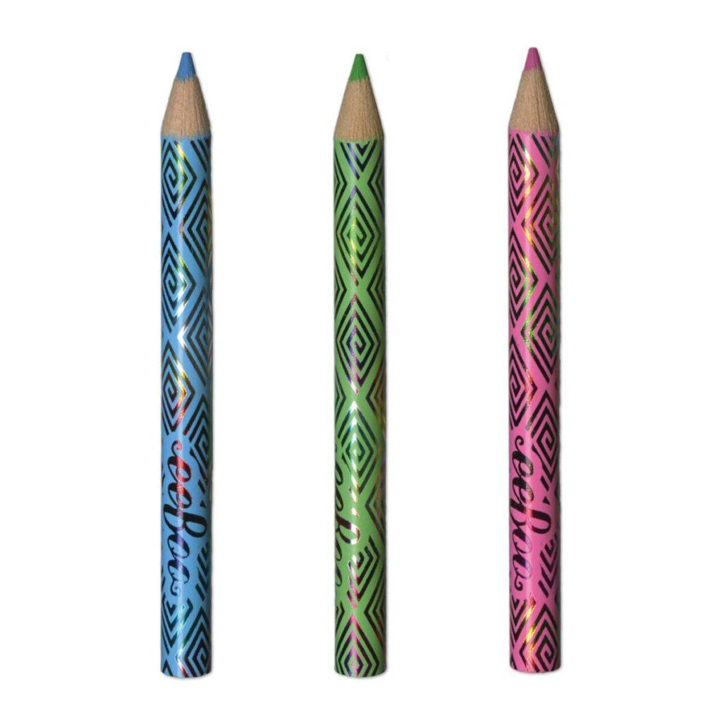 Eeboo Craft Rainbow Colors Potloden