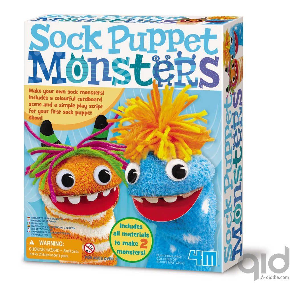 Monster Sokpop Maken