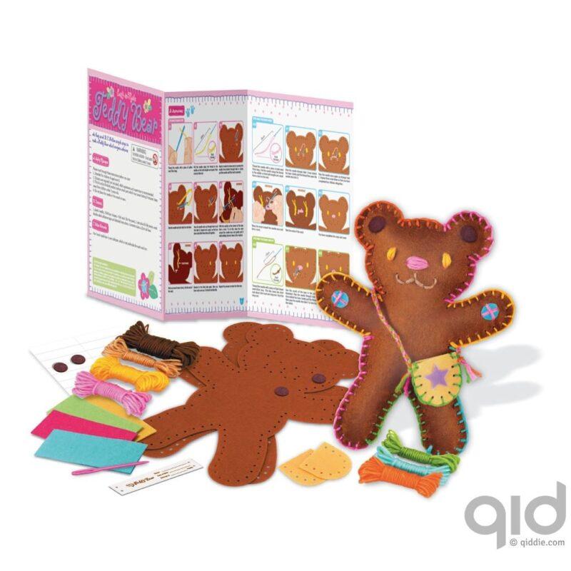 Teddybeer Maken