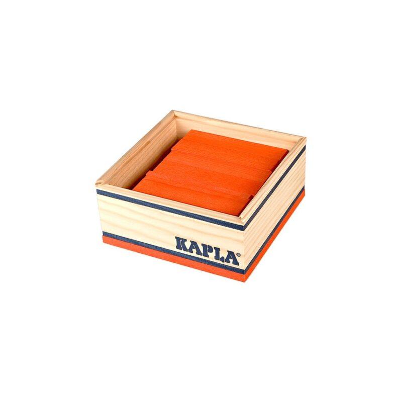 40 Plankjes Oranje