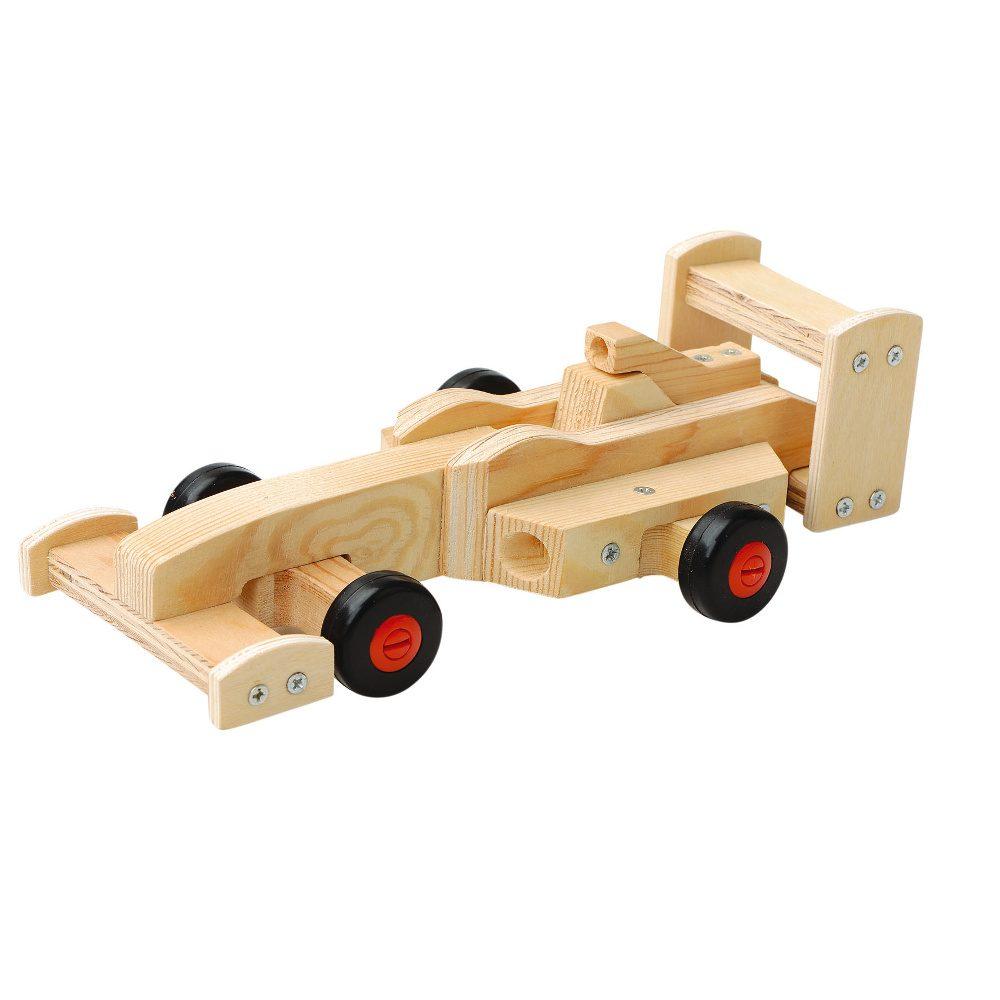 Houten Racewagen Maken