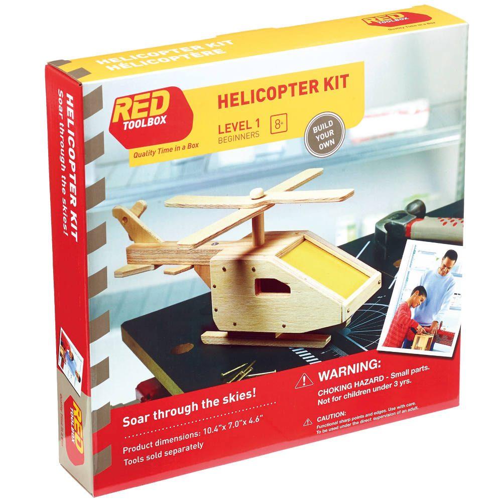 Houten Helikopter Maken