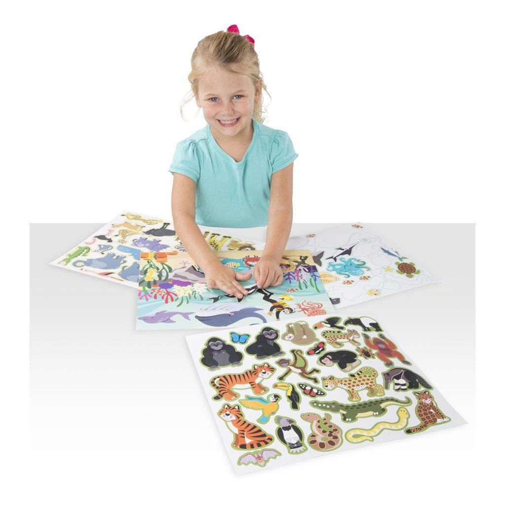 boerderij-herplakbare-stickerboek-aantal-soorten-dieren-5-vellen-150-stickers-melissa-and-doug-meli-14196