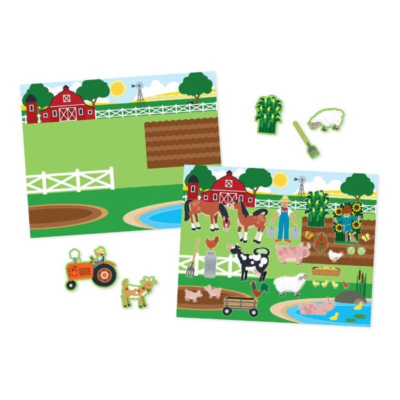 boerderij-herplakbare-stickerboek-voorbeeld-5-vellen-150-stickers-melissa-and-doug-meli-14196