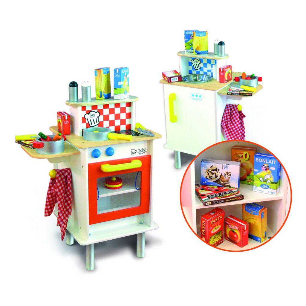 vilac keuken cuisine duo kopen bekijk qiddie. Black Bedroom Furniture Sets. Home Design Ideas