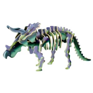 Triceratops 3D Model Constructie Kit