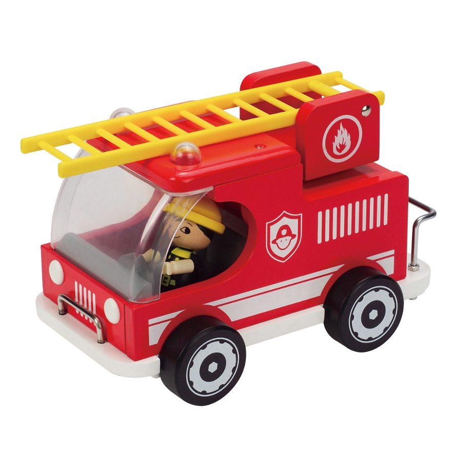 Hape Brandweerauto