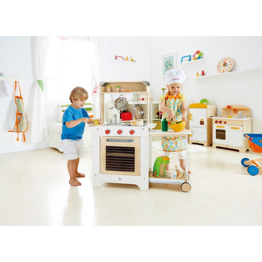 Hape Keuken Cook & Serve