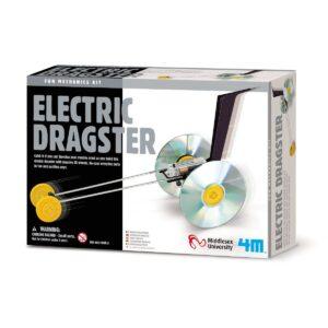 Electrische Dragster Maken 4M