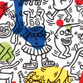 Keith Haring Speelgoed