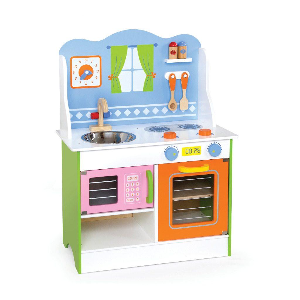 Keukentje Viga Toys Provence