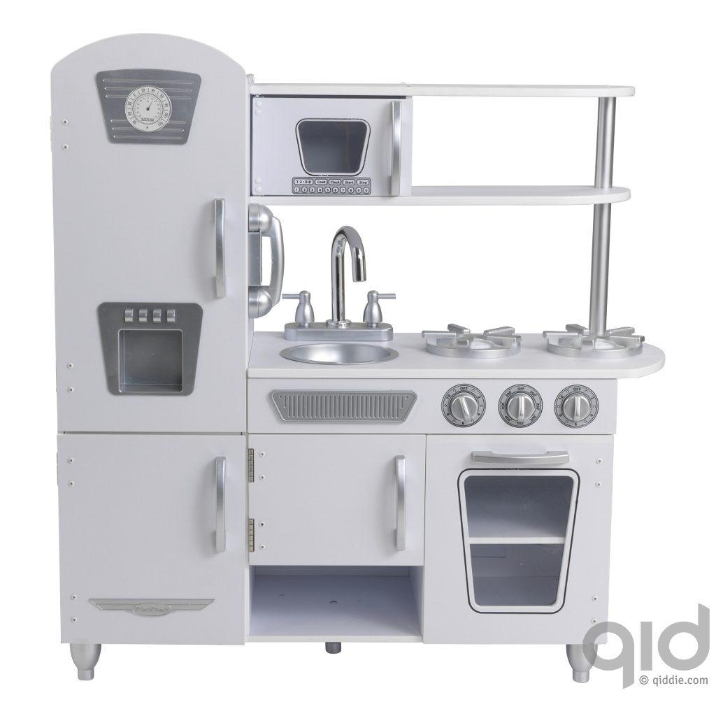 Kidkraft Keuken Wit : Kidkraft-Witte-Vintage-Keuken-Frontaal-Geen-Achtergrond-Kidkraft-Kidk