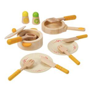 Keukengerei Starterset Hape Toys