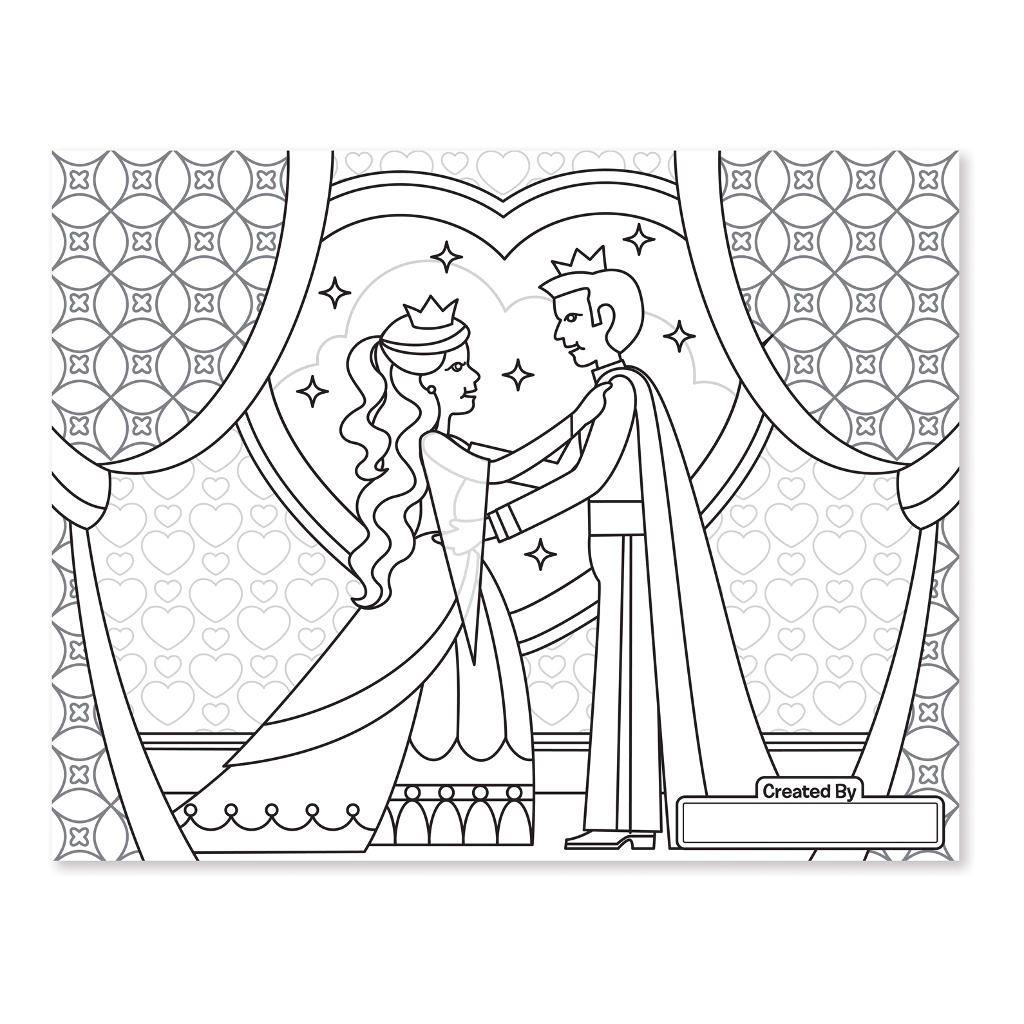 kleurboek-50-prinsessen-tekenboek-kleuren-kleurplaat-voorbeeld-2-melissa-and-doug-meli-14263