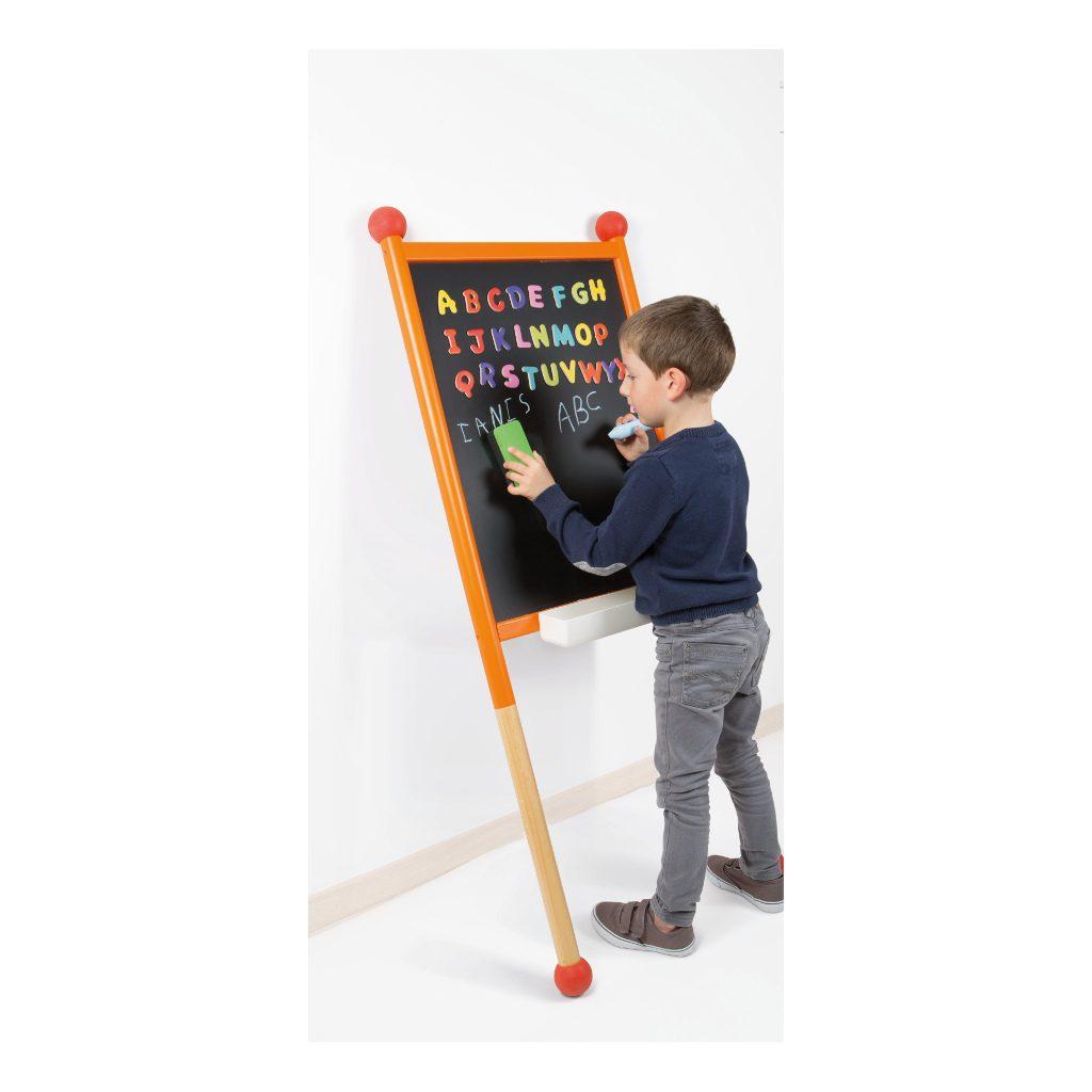 ladder-schoolbord-janod-teken-ezel-schilderezel-2-zijde-tekenbord-krijtbord-jano-11-9615