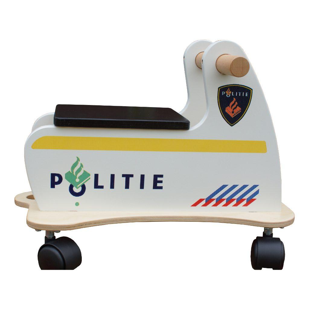 Loopwagen Politie